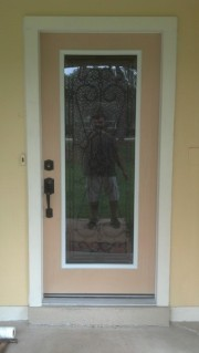 Hurrican Proof Door
