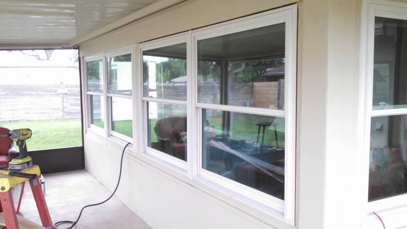 Windows, Doors, Fiberglass, Vinyl, Aluminum, Interior